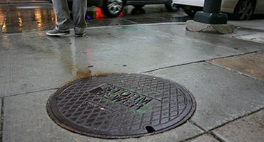 Storm Sewer Cover - United States